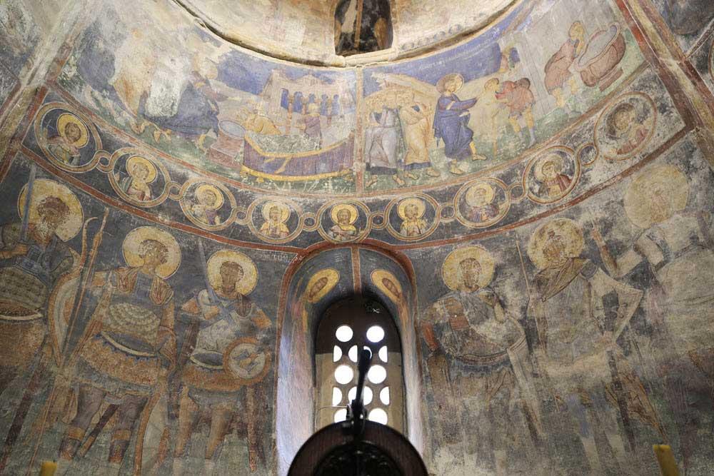 Манастир Раваница - живопис